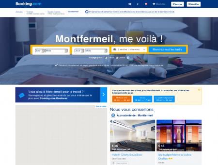 Booking.com: Hôtels à Montfermeil, France....