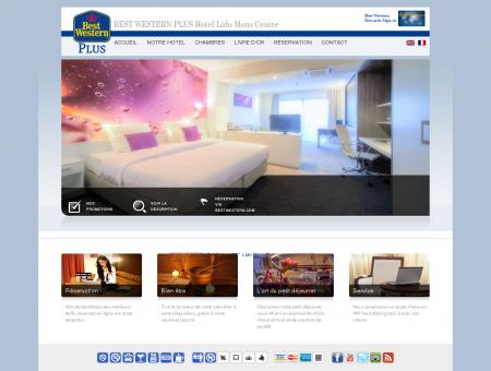 BEST WESTERN PLUS Hotel**** Lido Mons...