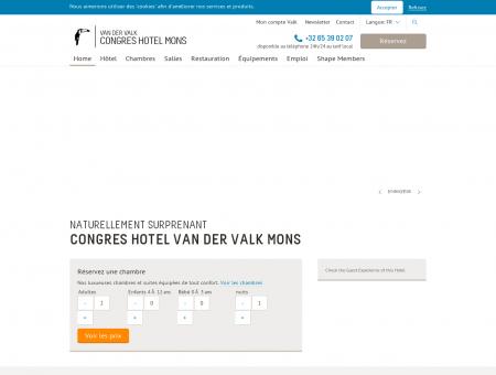 Hotel Mons   Van der Valk Congres Hotel Mons