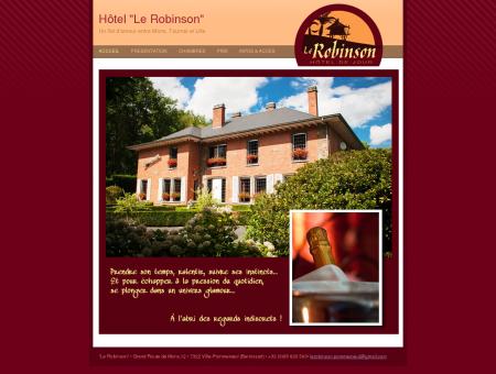 Le Robinson - Love Hotel - Hôtel de charme -...