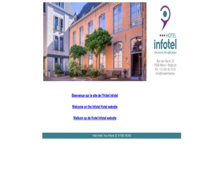 Site Infotel Mons Belgique-Belgium
