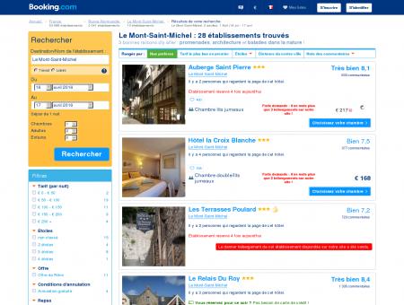 13 hôtels à Le Mont-Saint-Michel -...