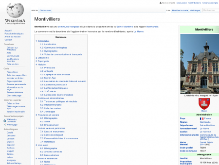 Montivilliers  Wikipédia