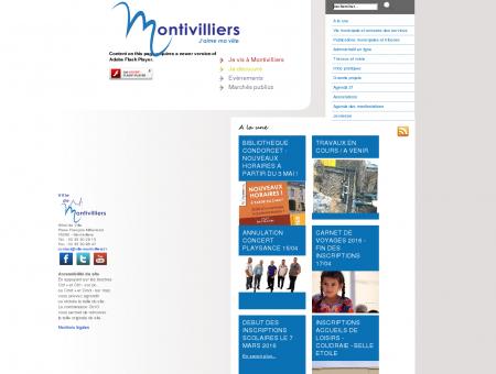 Ville de Montivilliers - J'aime ma Ville