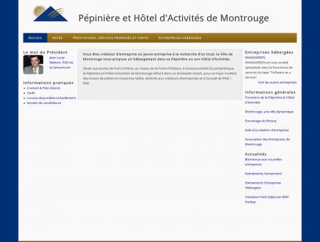 Accueil | Pépinière et Hôtel d'Activités de...