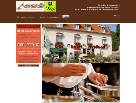 Hôtel Arcombelle -