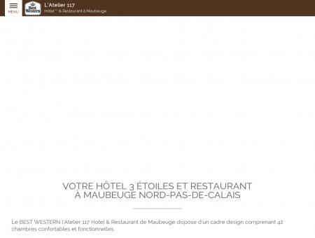 hotel maubeuge