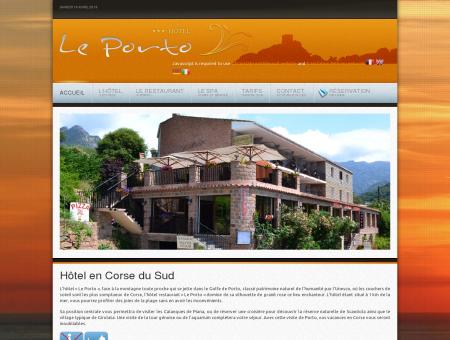 Hôtel Porto Corse - Hôtel Le Porto 3 étoiles en...