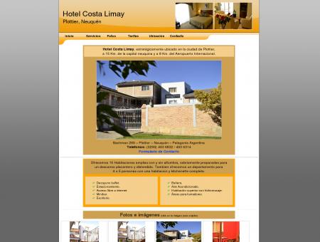 Hotel Costa Limay - Plottier - Neuquén - TURISMO ...