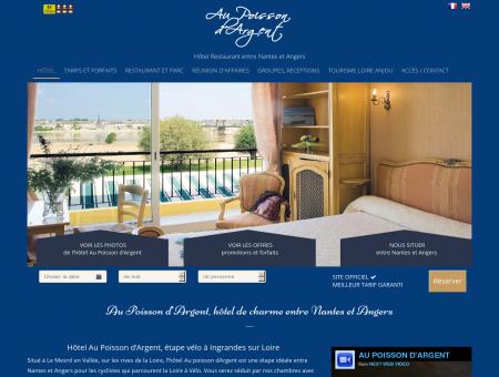 Hôtel de charme entre Nantes et Angers Hotel...