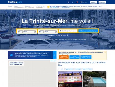 10 hôtels à La Trinité-sur-Mer - Booking.com ...