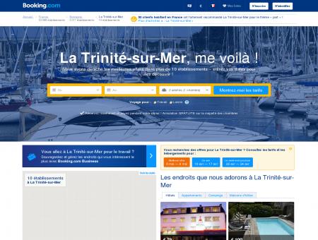 Hôtels La Trinite sur Mer - Hotel La Trinite