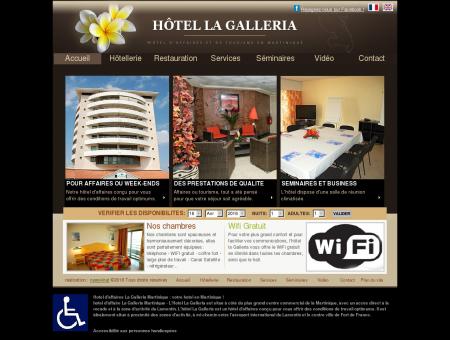 Hotel d'affaires La Galleria Martinique : votre...