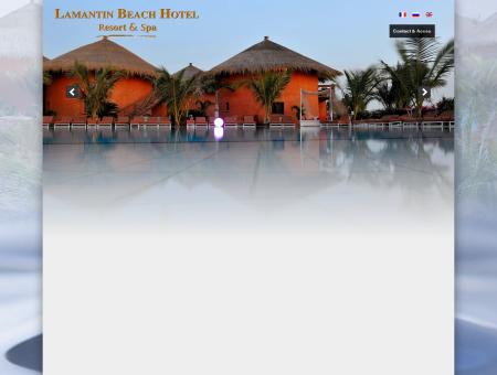 Le lamantin - Hotel de luxe au Sénégal