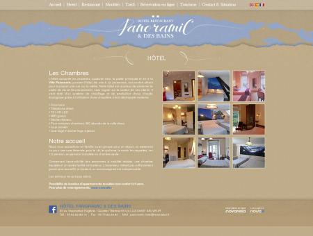 Hotel restaurant à Luz Saint Sauveur - Hautes...