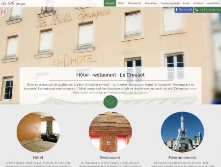 Hôtel - restaurant - Le Creusot