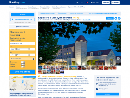 Booking.com: Hôtel Explorers à Disneyland®...