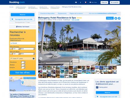 Booking.com: Mahogany Hotel & Spa - Le...