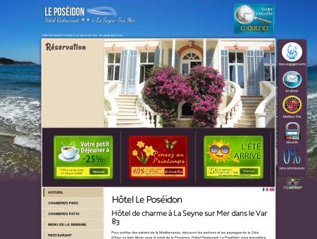 Hôtel Restaurant Le Poseidon
