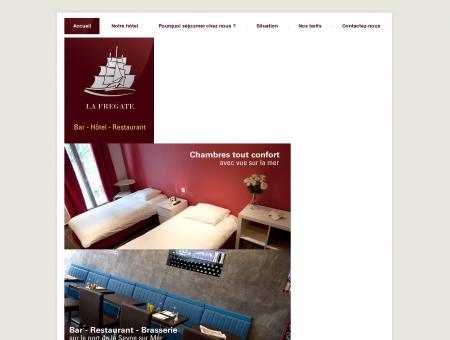Hôtel restaurant - La Frégate - la Seyne sur...