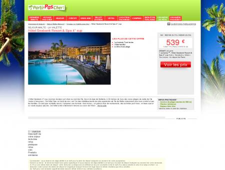 Hotel Seabank Resort & Spa La Valette Malte :...