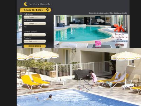 HOTELS DEAUVILLE Liste des hotels à...