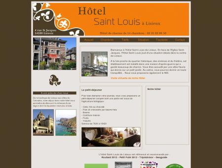 Hôtel Saint-Louis à Lisieux