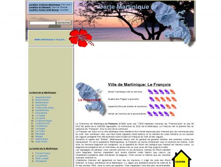 Le François (Martinique) : Cartes, Photos et...
