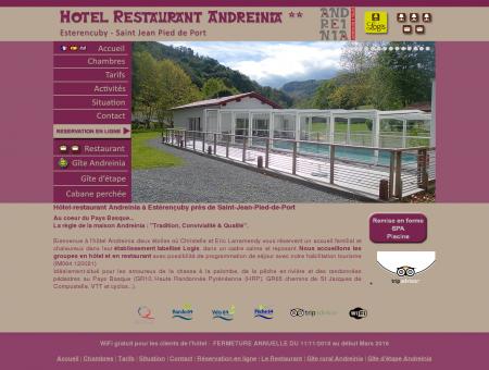Hôtel Saint-Jean-Pied-de-Port   Hotel a...