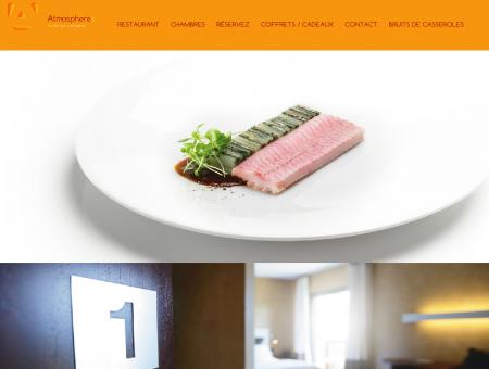 Atmosphères Hôtel - Restaurant Chambres au...