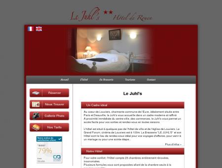 Le Juhl's - Hôtel de Rouen | Le Juhl's