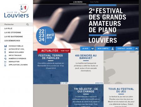Mairie de Louviers | Site officiel de la ville de...
