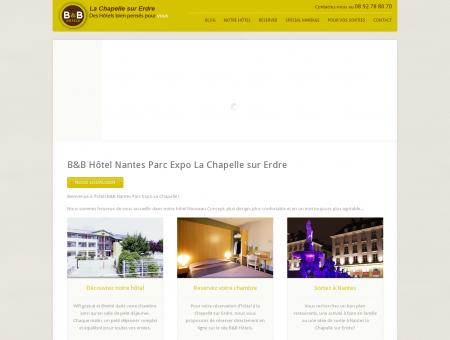 B&B Hôtel Nantes La Chapelle sur Erdre