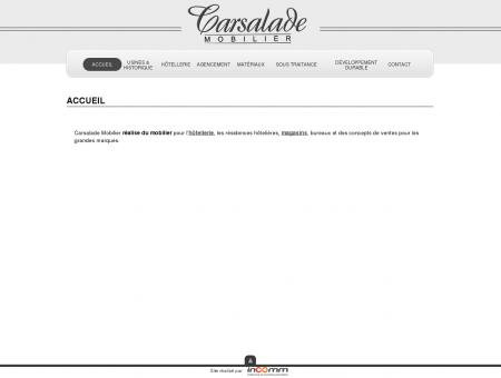 Carsalade - Fabricant de mobilier à Toulouse -...