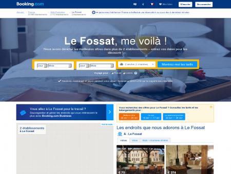 2 Hôtels au Fossat - Profitez de nos offres spéciales!