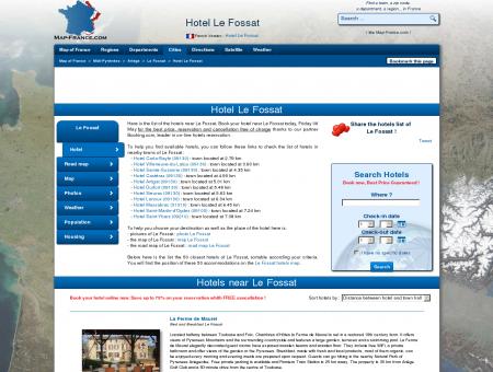 HOTEL LE FOSSAT : Hotels near Le Fossat 09130 France