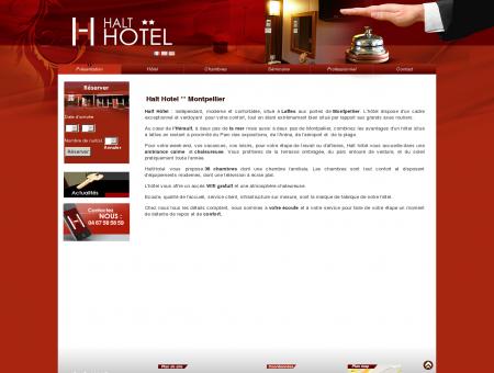 Hotel ** situé à Lattes proche Montpellier -...