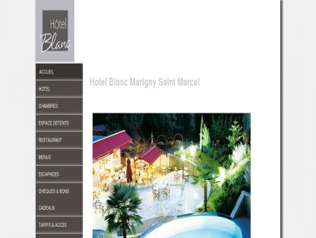 Hotel Blanc Marigny Saint Marcel Rumilly...