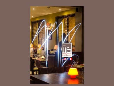 Hotel Gravelines Le 116 restaurant à...