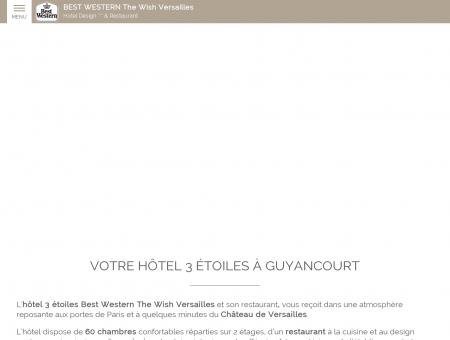 BEST WESTERN The Wish Versailles à...