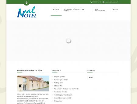 Résidence hôtelière Guyancourt (78) - Val...