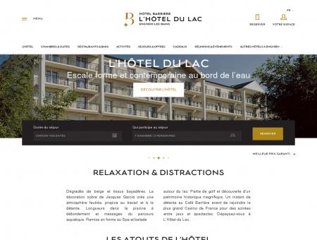 Hôtel de Charme Hôtel du Lac, Hôtel de Luxe...