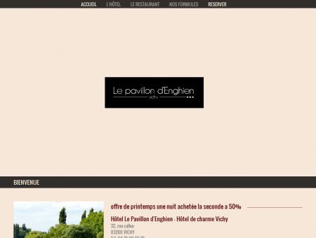 Pavillon d'Eghien - Hôtel Restaurant de charme...