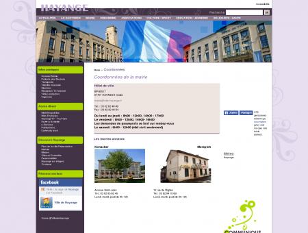 Ville de Hayange - le site officiel