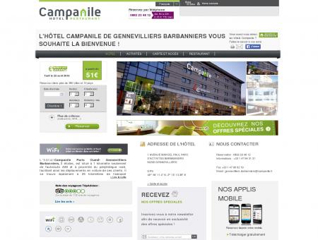 Campanile PARIS OUEST | Proche...