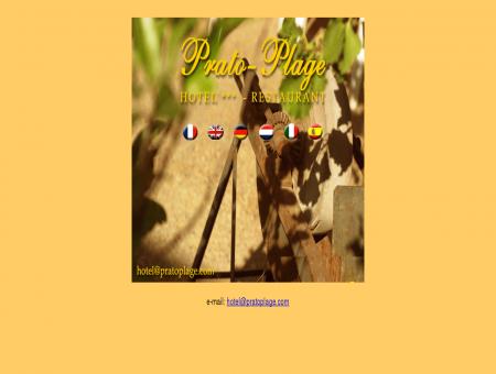 Hotel Restaurant Prato-Plage Pernes les...