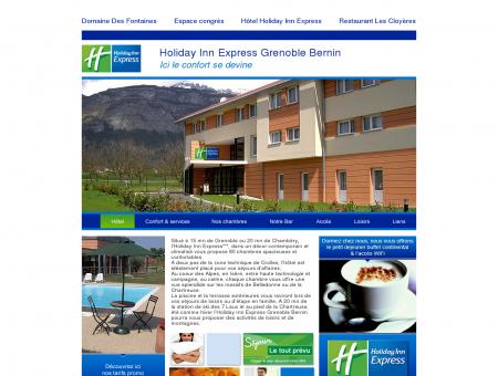Hôtel Holiday Inn Express Grenoble Bernin