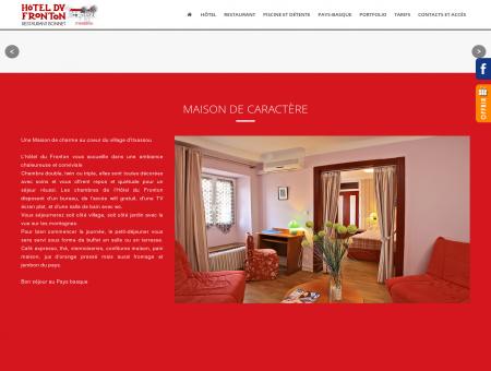 ITXASSOU ET LE PAYS-BASQUE - hotel...