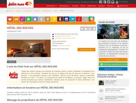 hotel kourou
