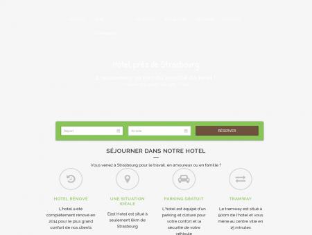 Hotel près de Strasbourg - Easthotel   Un site...